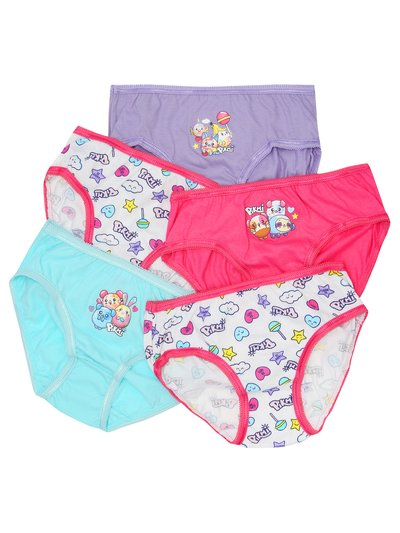 Pikmi pops briefs five pack (3-10yrs)