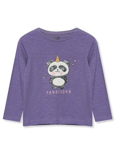 Pandicorn long sleeve t-shirt (9mths-5yrs)