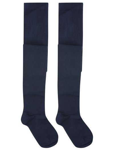 Navy tights two pack