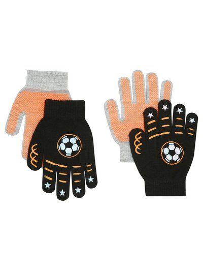 Football magic gloves two pack