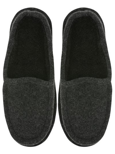 Borg lined slippers