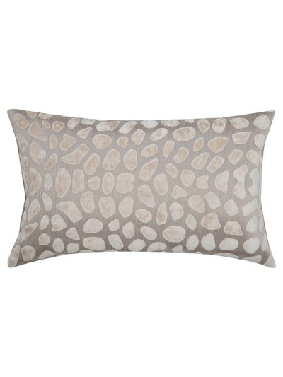 Animal jacquard cushion