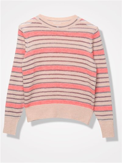 Khost Clothing stripe knit jumper