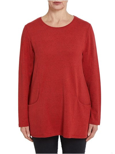 TIGI red tunic