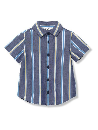 Stripe shirt (9mths-3yrs)