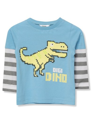 Dinosaur t-shirt (9 mths - 5 yrs)