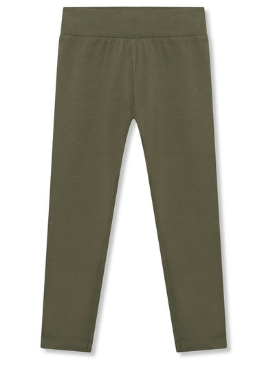 Khaki leggings (3-12yrs)