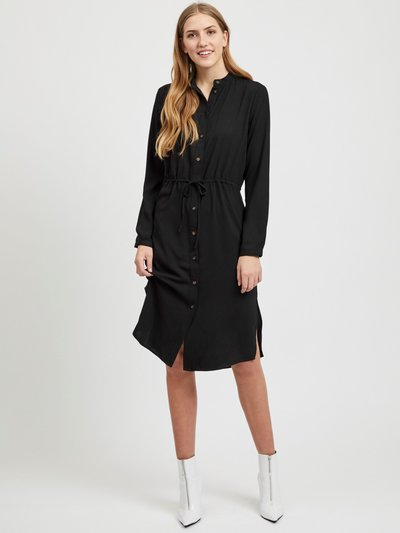 VILA shirt dress