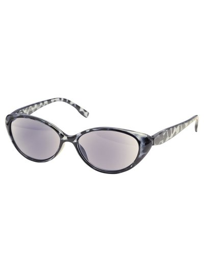 Grey tinted tortoiseshell reading glasses