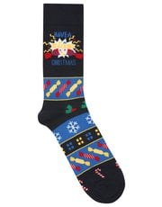 Christmas cracker socks