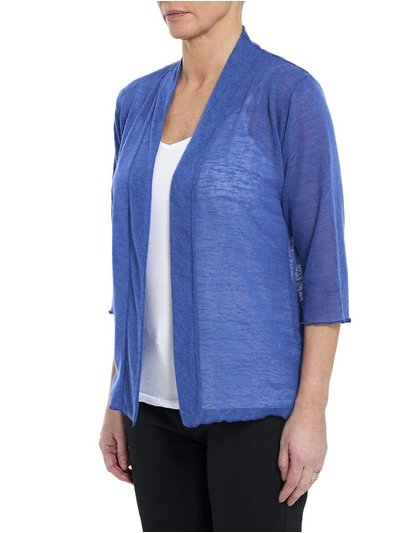 Penny Plain Blue Cardigan