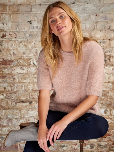 Sonder Studio fluffy knit jumper