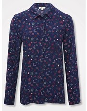Khost Clothing galaxy print shirt