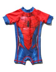Spiderman sunsafe swimsuit (2 - 5 yrs)
