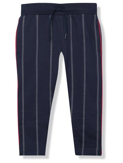 Stripe joggers (3 - 12 yrs)