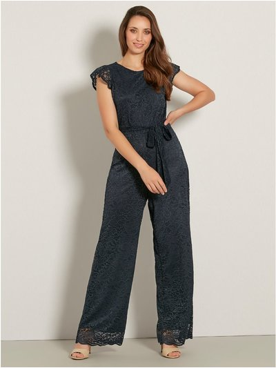 VILA lace jumpsuit
