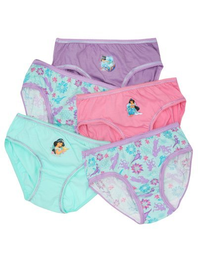 Disney Princess Jasmine briefs five pack
