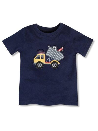 Toy truck t-shirt (9mths-5yrs)