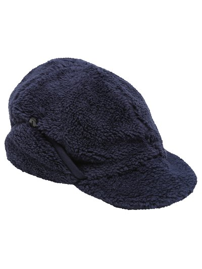 Fleece trapper hat