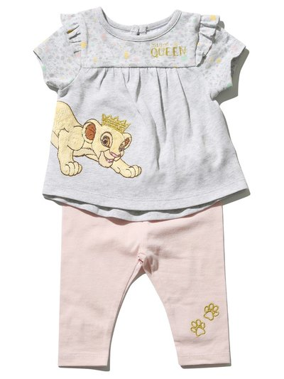Disney Lion King top and leggings set