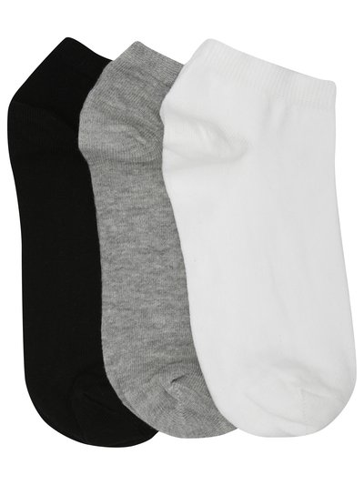 Trainer socks three pack