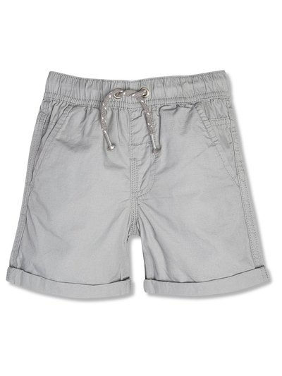 Elasticated woven shorts (3-12yrs)