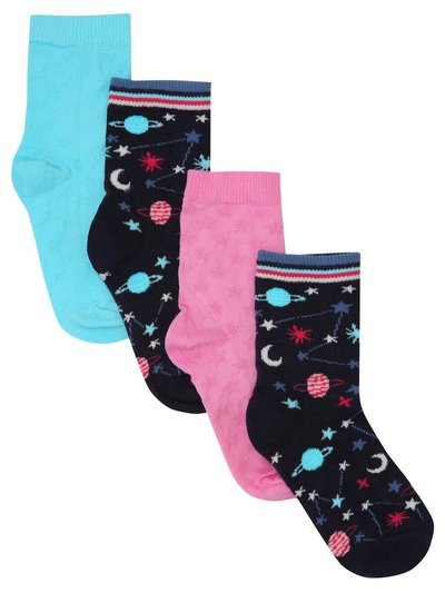 Cosmic socks four pack
