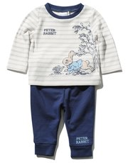 Peter Rabbit top and joggers set