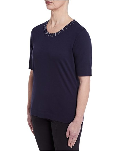 TIGI navy t-shirt