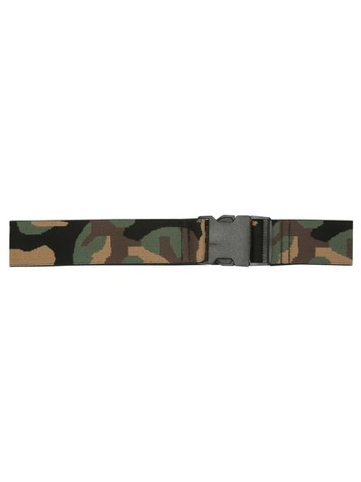 Teen camo seatbelt belt