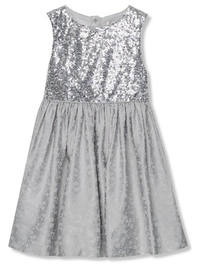Sequin prom dress (3-12yrs)
