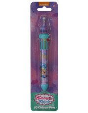 Shimmer and Shine multi colour pen