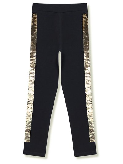 Two way sequin leggings (3 - 12 yrs)