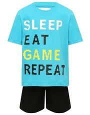 Gamer slogan pyjamas