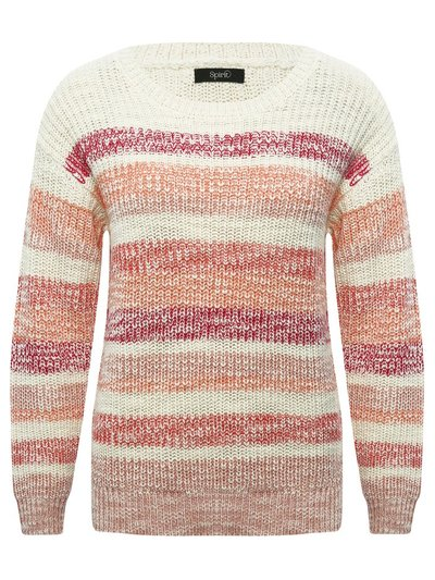 Spirit multi stripe jumper