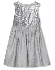 Sequin prom dress (3 - 12 yrs)