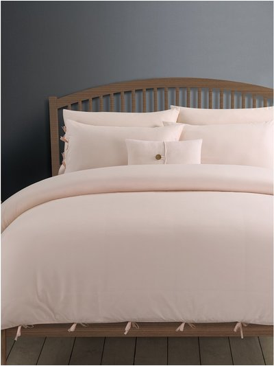 Rose cotton duvet set