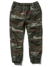 Camo trousers (3-12yrs)