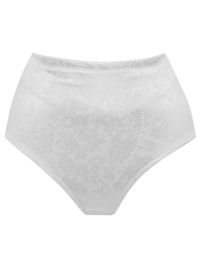 High waist medium control briefs