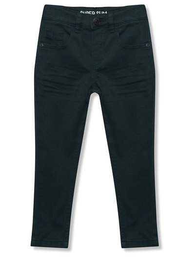 Coloured slim jeans (3-12yrs)