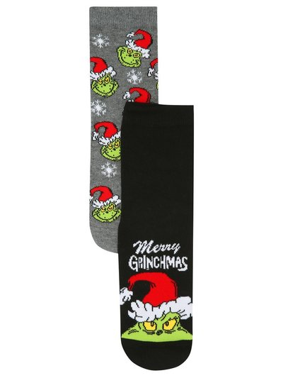 The Grinch socks two pack