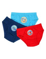 Super wings briefs three pack