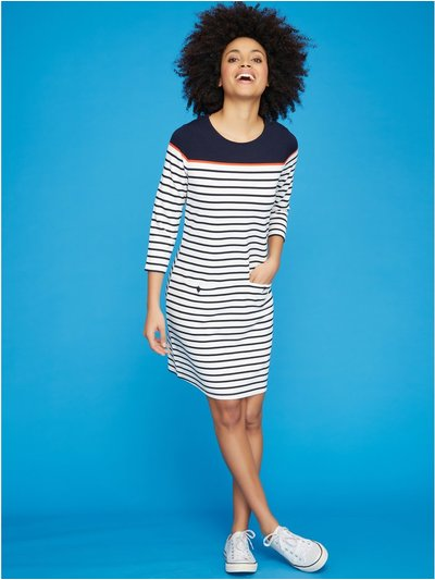 Khost Clothing striped tunic dress