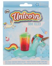Teens' NPW unicorn inflatable drink holder