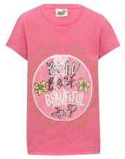 JoJo Siwa two way sequin t-shirt