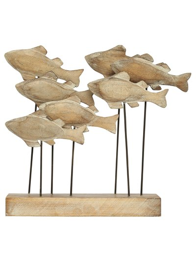 School of fish ornament