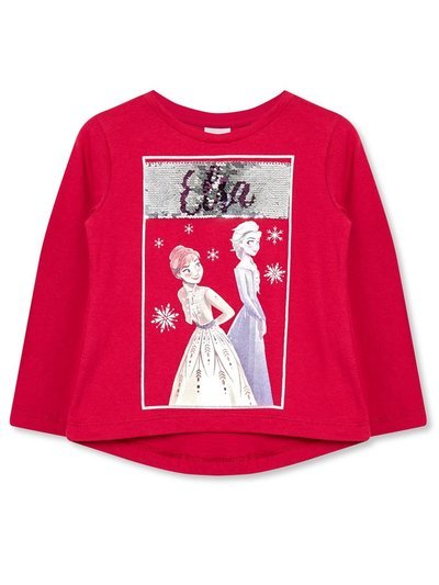 Disney Frozen 2 two way sequin t-shirt (2-8yrs)