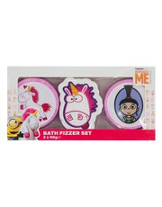 Despicable Me Minions bath fizzers
