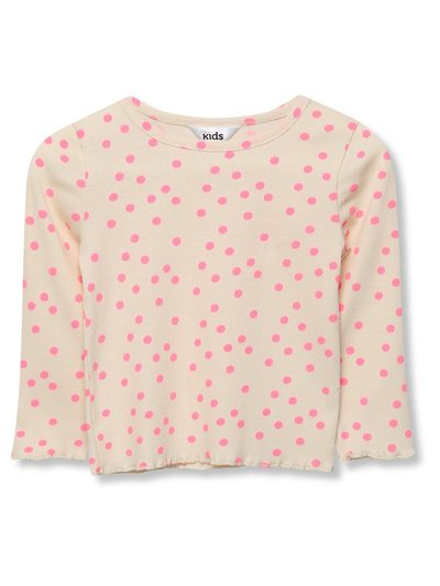 Spot print t-shirt (9mths-5yrs)