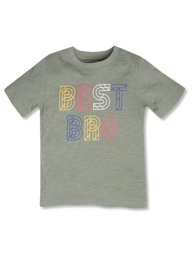 Best bro t-shirt (3-12yrs)